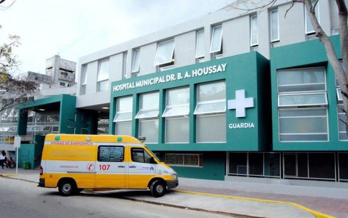 Reabren Servicios Hospital Y Maternidad, Vicente López