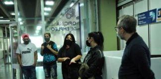 Reinaguró Oficina De Empleo Tres De Febrero