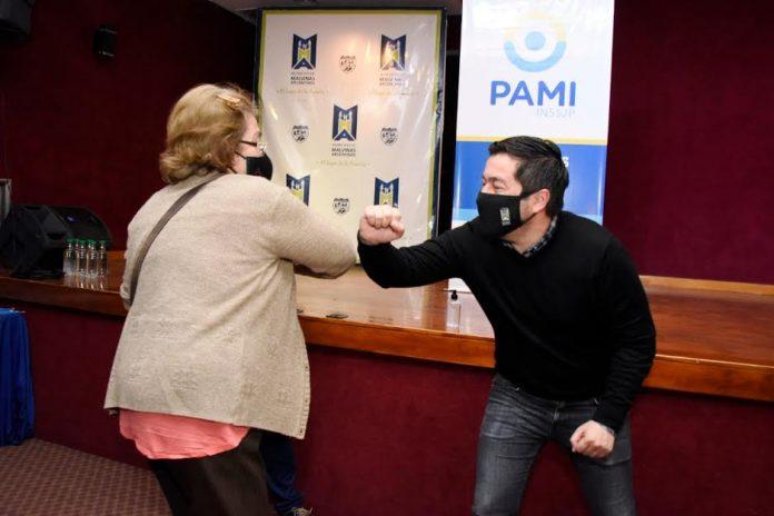 Subsidios, Centros Jubilados Malvinas Argentinas