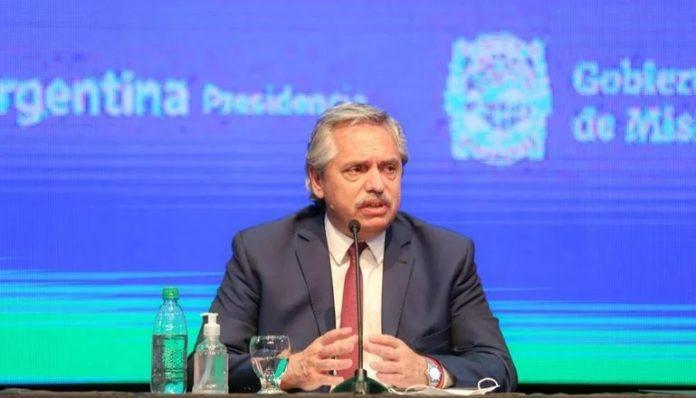 Alberto Fernandez Anuncio Cuarentena Noviembre