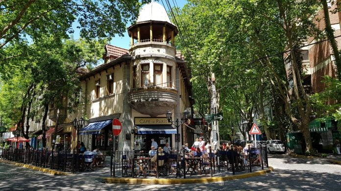 Cafe De Paris Vicente Lopez 556