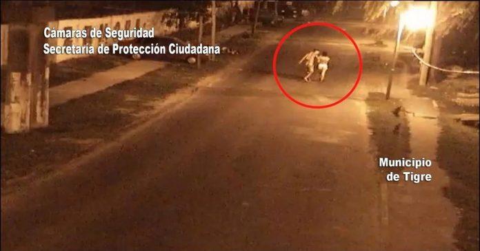 Camara Video Femicidio Tigre