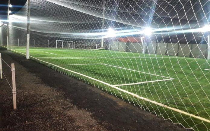 Cancha Futbol 5 Autorizada Cuarentena