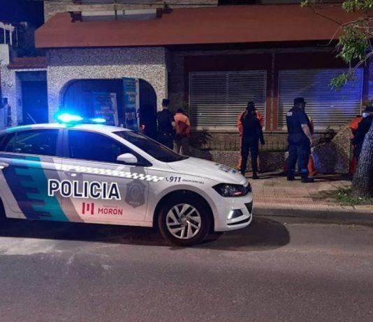 Detenidos Aysa Moron