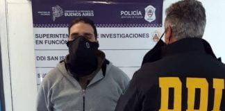 Detenidos Salidera Vicente Lopez