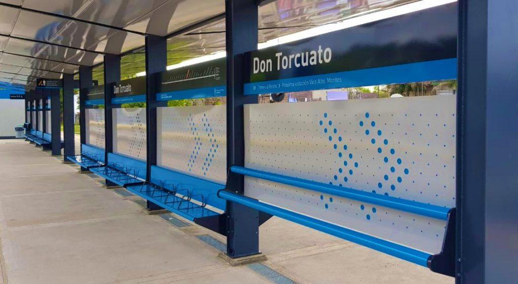 Estacion Don Torcuato Renovacion 2