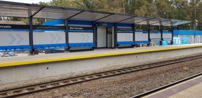 Estacion Don Torcuato Renovacion