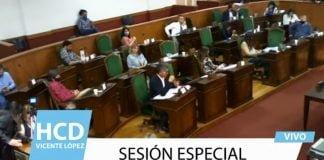 Hcd Sesion Especial Rendicion Cuentas 2019 2020