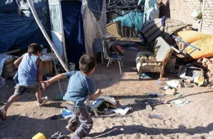 Pobreza Indec Niños