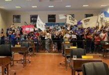 Sesion Hcd Movilizacion Suspendida