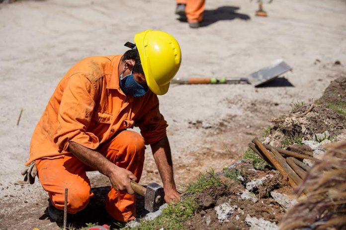 Obras pavimentación en Villa Martelli, Olivos y Munro
