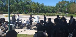Capacitan al personal de patrullaje Municipal San Isidro