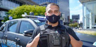 Cámaras Portátiles, Chalecos Agentes Vicente López