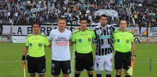 Chacarita 4 -1 Estudiantes De Caseros. B Metropolitana 2014