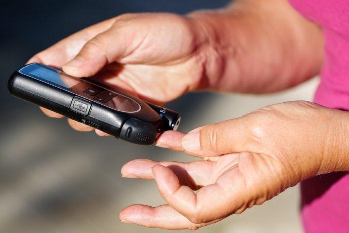 Control diabetes, San Fernando