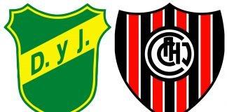 Defensa Y Justicia 0 2 Chacarita. Apertura 1993