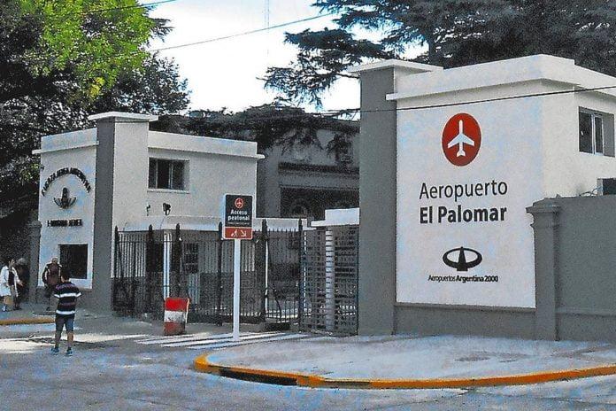 Marcha Reapertura Aeropuerto El Palomar
