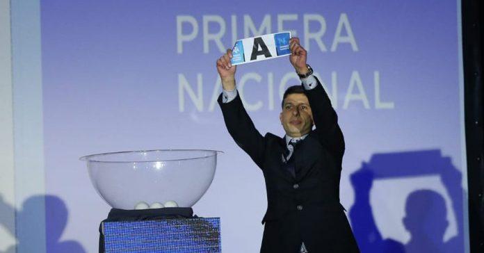 Sorteo Fixture Primera Nacional
