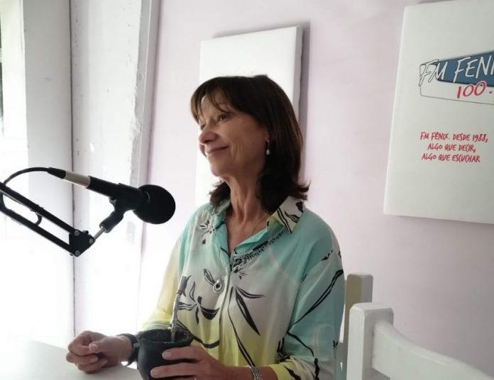 Alicia Aparicio Radio Que Pasa