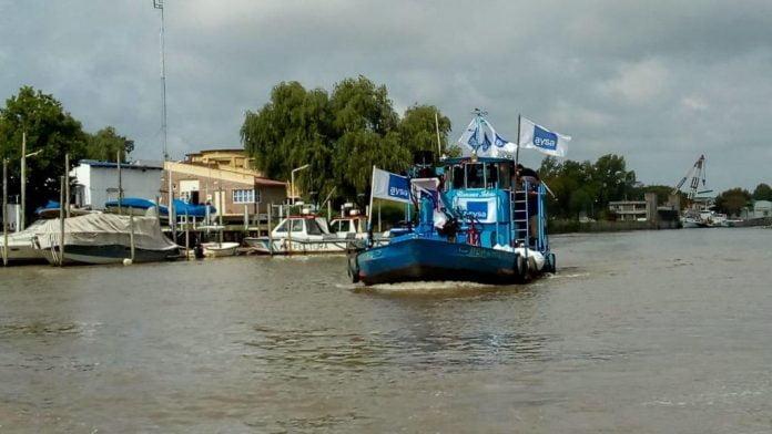 Aysa Delta Barco