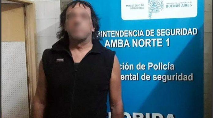 Detenido Mujer Vicente Lopez Violencia Genero