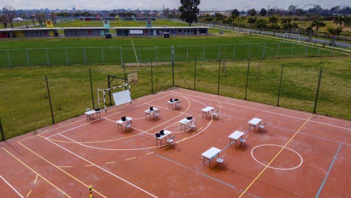 Escuelas Aire Libre Polideportivo Clases