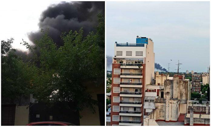 Incendio Villa Martelli (1)
