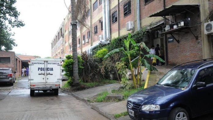 Morgue Hospital Cordero
