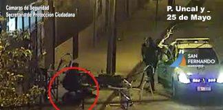 Motociclistas Detenidos San Fernando