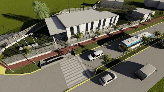 Nueva Escuela De Oficios San Fernando