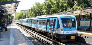 Tren Mitre Suarez