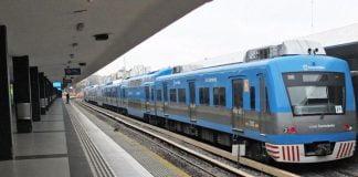 Tren Sarmiento Linea