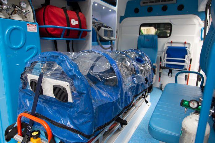 ambulancia vicente lopez