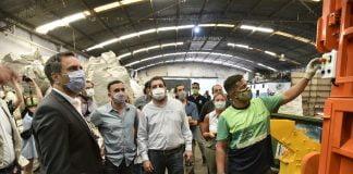 Ambas Organizaciones Recibieron Equipamiento Y Maquinaria De Trabajo Para La Gestión Integral De Residuos Urbanos.