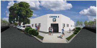 Centro Deportivo N°4 Ciudadela
