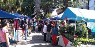 Feria Navideña Economía Social, Morón