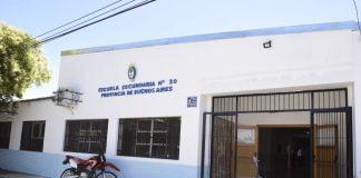 escuela 30 malvinas