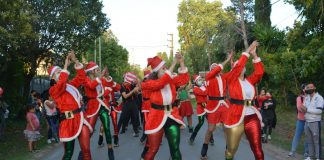 maraton navideña malvinas