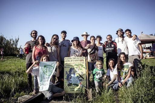 Isla Verde, Festival El Palomar