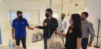 Jorge Macri Agradeció A Los Trabajadores Municipales Que Trabajarán En Fiestas De Navidad