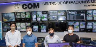 Juan Zabaleta Y Jaime Méndez Compartieron Experiencias Paraseguir Mejorando La Seguridad