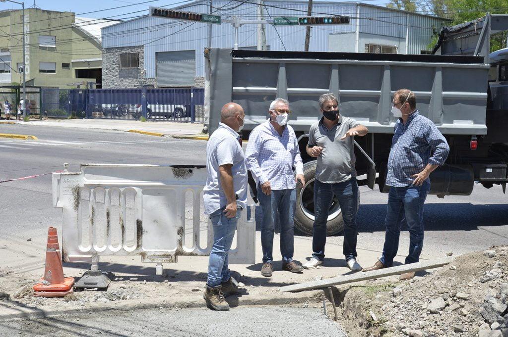 Julio Zamora Obras Benavidez Pacheco Y Nuevo Delta