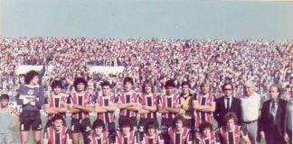 Los Andes Chacarita Final 1983 Incidentes