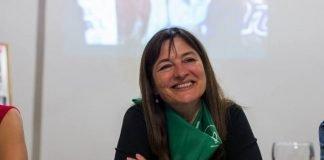 Ministra Estela Díaz, Aborto