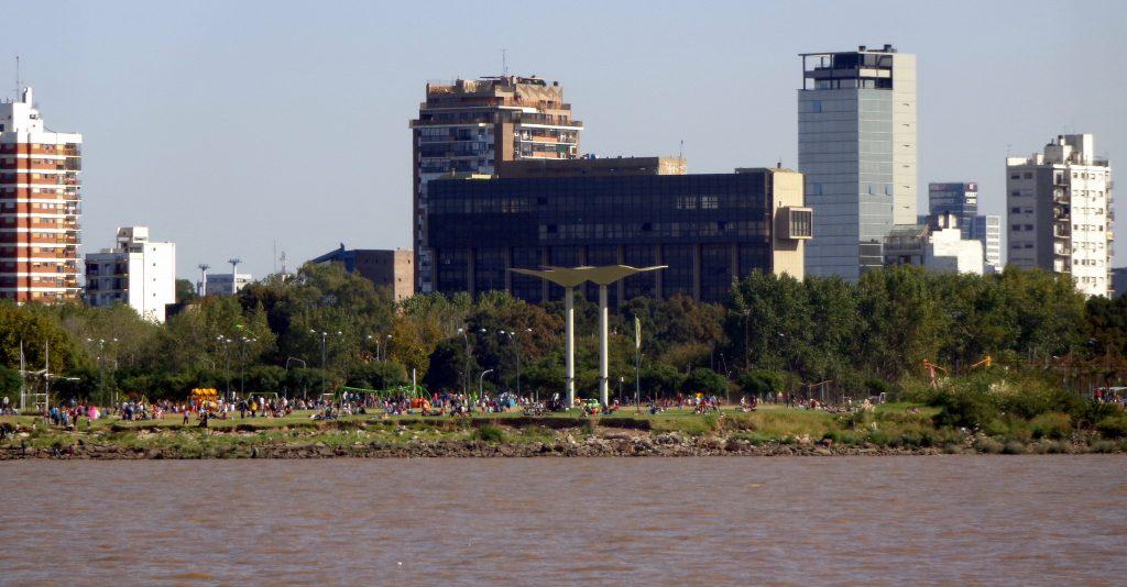 Monumento Fin De Milenio Parque De La Costa Vicente López