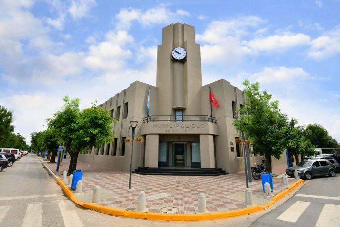 Palacio Municipal escobar