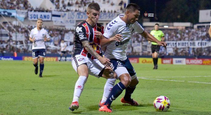 Quilmes Chacarita. Fecha 5 Primera Nacional