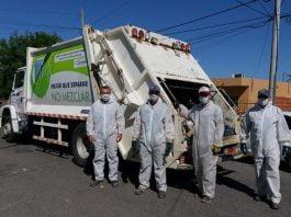 Servicios Recolección Residuos Tres De Febrero Fiestas De Fin De Año