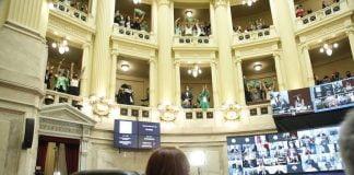 Aboto Ley Senado