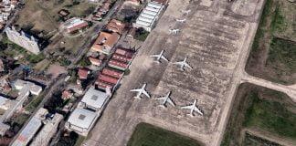Aeropuerto El Palomar 3302